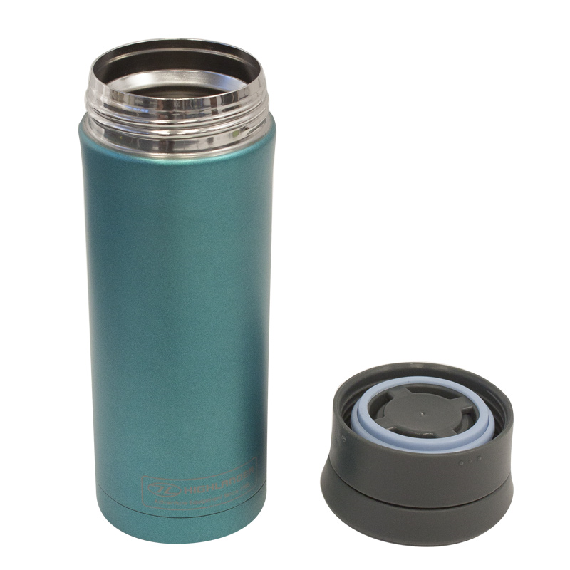 HIGHLANDER Thermal mug  Termoska 500ml modrá
