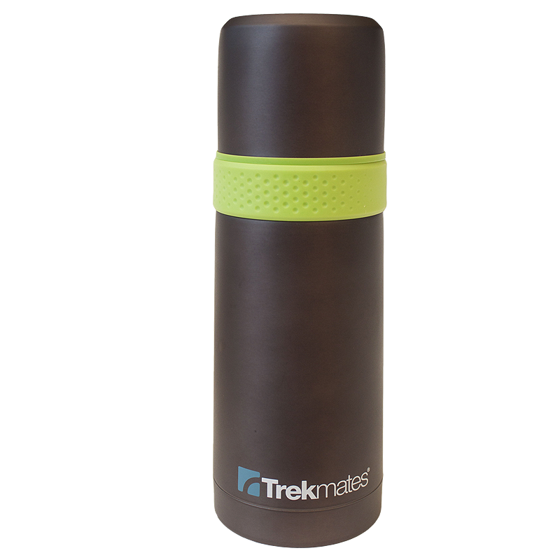 Trekmates Vacuum flask with cup Termoska 0,50 l