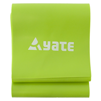 YATE FIT BAND  200x12cm  tuhý/zelený