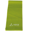 YATE FIT BAND - 25mx15cm, tuhý, zelený