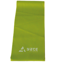 YATE FIT BAND  25mx15cm  tuhý/zelený