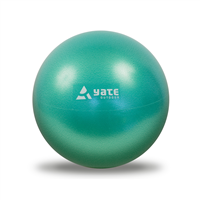 YATE Over Gym Ball - 26 cm  zelený