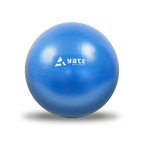 YATE Over Gym Ball - 26 cm   modrý